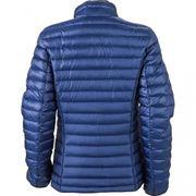 Veste matelassée duvet - doudoune anorak FEMME - JN1081 - bleu