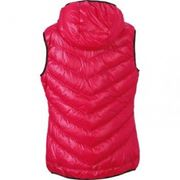 Bodywarmer duvet doudoune sans manches anorak FEMME - JN1061 - rouge magenta