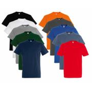 Lot 10 t-shirts manches courtes - Homme - multicolore