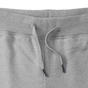 Pantalon jogging slim femme - R-283F - gris argent