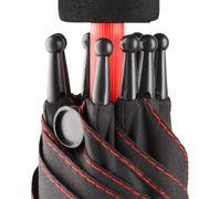 Parapluie standard automatique - FP1083 - noir rouge