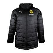 Parka Puma Borussia Dortmund Bench Jacket 18/19