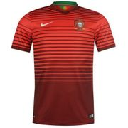 Portugal Maillot de Football Officiel 2014 rouge