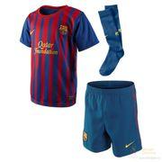 Ensemble de survêtement Nike FC Barcelona Stadium Home Cadet - 419856-486