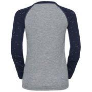 Odlo Warm Trend Big Shirt L/s Crew Neck