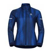 Odlo - Irbis Femmes veste de course (bleu foncé)