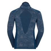 Odlo Blackcomb Evolution Warm Shirt L/s With Facemask
