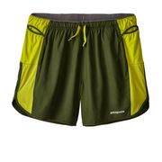 Patagonia Ms Strider Pro Shorts - 5 In. Glades Green XS