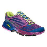 Chaussures La Sportiva Akasha lilas bleu femme