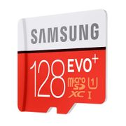 Cartes Micro SD EVO Plus 128 Go