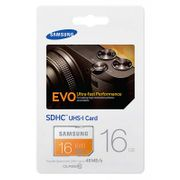 Carte SD EVO 16 Go