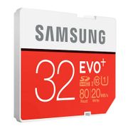 Carte SD EVO Plus 32 Go