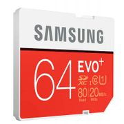 Carte SD EVO Plus 64 Go