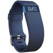 Bracelet connecté Fitbit Charge HR Bleu taille S