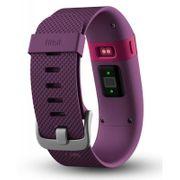Bracelet connecté Fitbit Charge HR Violet taille L