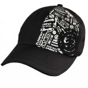 Casquette Baseball ELEMENT Fontomatik Black