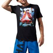 Tee-shirt manches courtes Reebok Exploding Delta
