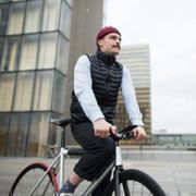 Support Vélo Smartphone Fixation Magnétique FitClic Attache Ajustable Tigra