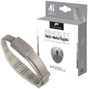 Bracelet anti-moustiques gris Pharmavoyage