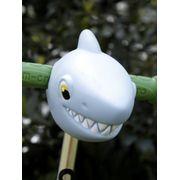 Scootaheadz Requin Bleu Clair