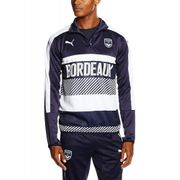 Girondins de Bordeaux Homme Sweat Football Bleu Puma