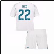 2017-2018 Real Madrid Adidas Domicile Survetement