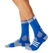 Chaussette de Basketball adidas bleu