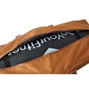 Sac de yoga Ghanpati 100% coton, pour tapis ULTRA-EPAIS: 186 cm x 62 cm x 1,5 cm