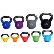 2 kg Kettle Bell - de force d'endurance - 2 à 20 kg - 100% fer