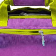 Sac de yoga Perdita 100% coton ultra solide + 3 poches pour très grands tapis pilates yoga