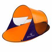 Abri de plage / tente de plage / UV 30+ / 200x120x90cm avec sac de transport