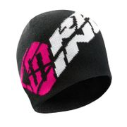 Bonnet Homme Racing Logo Rose