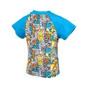 Tee-shirt anti-uv Comics trq mc anti uv jr