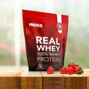 100% Real Whey Protein 400 g - Fraise