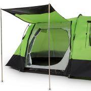 Kambo 4 - Tente 4 personnes - 420 x 275 cm - Vert