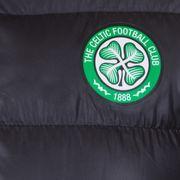 Celtic FC officiel - Doudoune matelassée thème football - à capuche - homme
