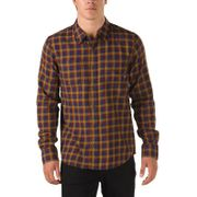 Chemise Vans M Alameda II - Dress Blues / Chili Pepper