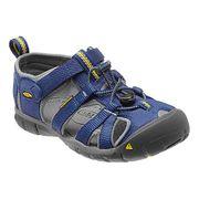 Sandales junior Keen Seacamp II CNX Blue Depths Gargoyle