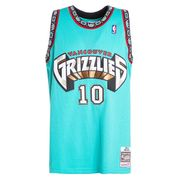 Maillot Mitchell & Ness Nba Vancouver Grizzlies