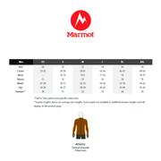 Marmot - PreCip Hommes combinard (noir)