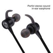 Écouteur avec Bluetooth-OVLENG S3 Sports Retour Suspendu Bluetooth Stéréo Écouteur Magnétique, Microphone Intégré