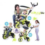 Tricycle évolutif Trike City vert