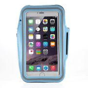 Brassard Sport iPhone 6 PLUS Bleu neoprene