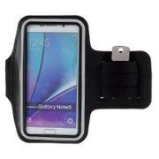 Brassard sport Noir Néoprène Samsung Galaxy s6 edge Plus