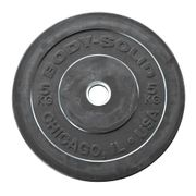 Chicago Extreme Bumper Plates 5 kg Body-Solid
