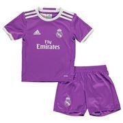 2016-2017 Real Madrid Adidas exterieur Survetement
