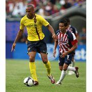 Maillot extérieur FC Barcelone 2008/2009 Henry-L