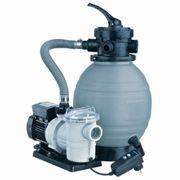 Ubbink Kit de filtration pour piscine 300 avec pomp TP 25 7504641