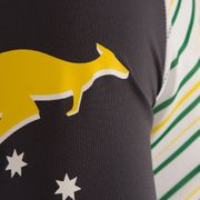 Canterbury Kangaroos 2016/17 Mens Training Rugby T-Shirt Green - S