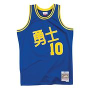 Maillot Mitchell & Ness Cny Golden State Warriors